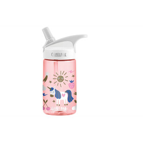 CamelBak Eddy Kindertrinkflasche 400ml Unicorn Party Eng/ Spn